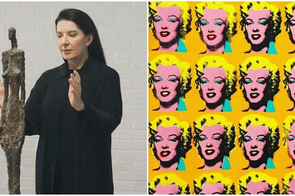Od Marine Abramović do Andyja Warhola: Najbolje nove izložbe u Europi koje vrijedi posjetiti
