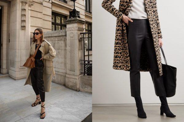 7 savršenih: kožne hlače za svaku garderobu