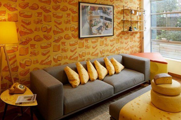 Otvoren je prvi Cheese Hotel na svijetu u kojem će uživati svi ljubitelji sira