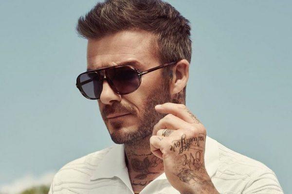 Journal Man: David Beckham predstavio prvu liniju sunčanih i dioptrijskih naočala
