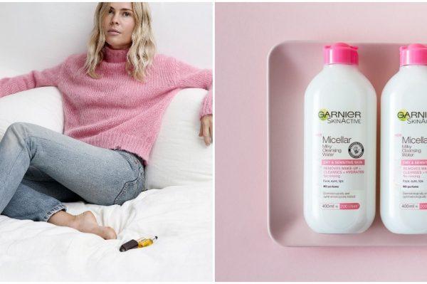 Garnier ima novu mliječnu micelarnu vodu koja i čisti i hidratizira kožu