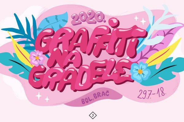 Planiranje ljetovanja može početi – omiljeni street art festival Graffiti na Gradele objavio datume 9. izdanja