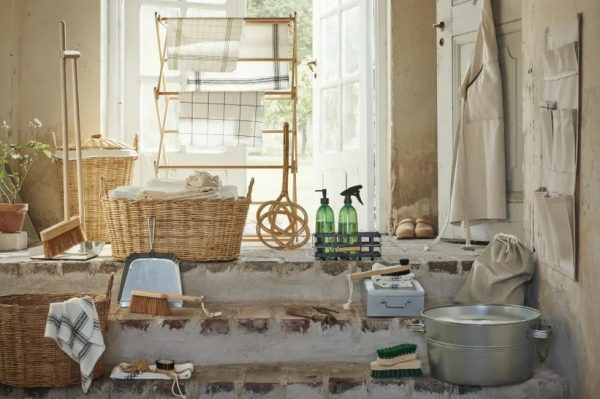 IKEA-ina nova kolekcija ima fora eco-friendly komade za čišćenje doma
