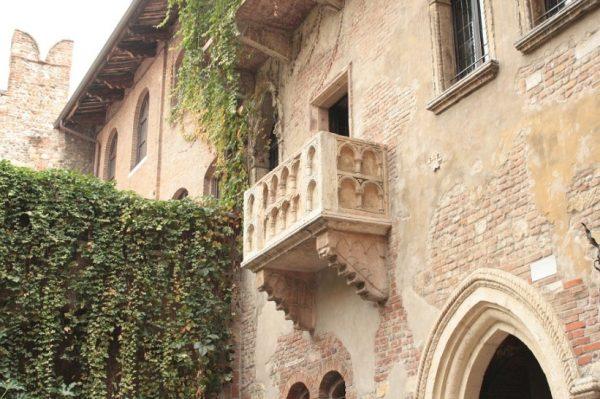 Ovo Valentinovo provesti možete u Julijinoj kući u Veroni