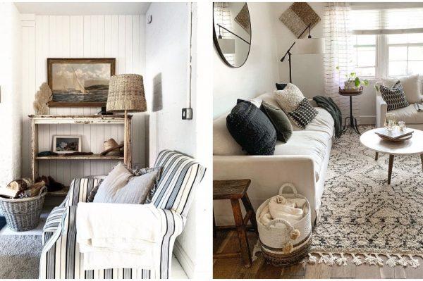 Pletene košare – šarmantni detalj koji unosi toplinu u svaki dom
