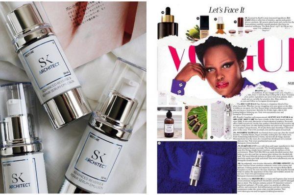Poznati hrvatski skincare brend Skintegra osvanuo je na stranicama britanskog Voguea
