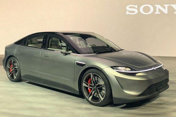 Journal Man: Sony iznenadio sve i na CES-u predstavio električni automobil