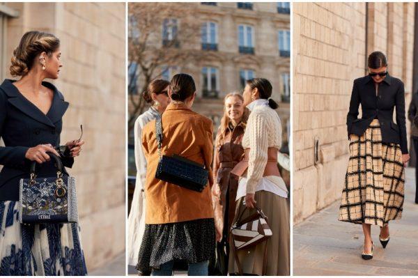 Odlične kombinacije ovih nam dana stižu s ulica Pariza