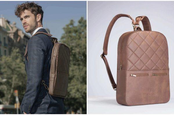 Journal Man: Elegantni, eco-friendly ruksaci koje ćete nositi na posao svaki dan