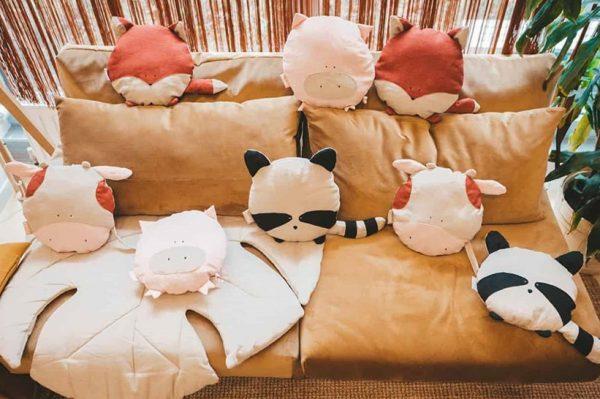Hrvatski brend Verka ima preslatku novu kolekciju jastuka igračaka