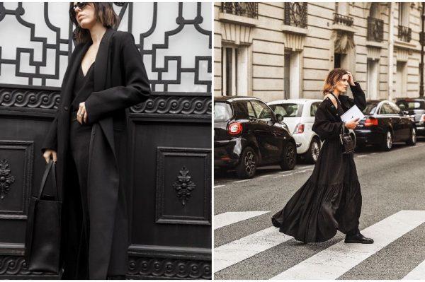 'All black' kombinacije za uvijek besprijekorni dnevni i večernji look