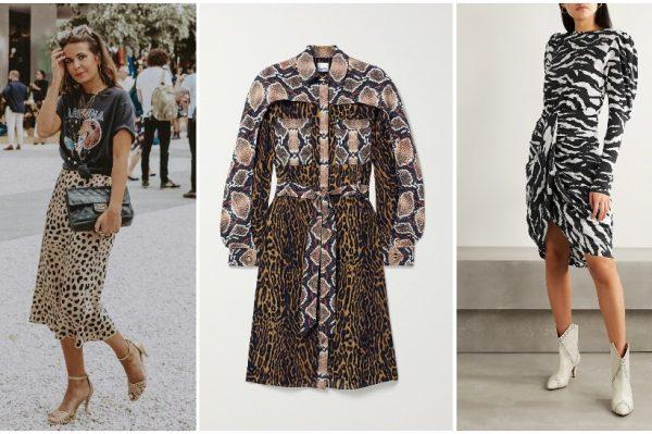 Životinjski uzorci su modni trend koji se nastavlja i u proljetnoj sezoni – pronašli smo najbolje modele