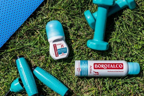 Dezodorans koji se savršeno uklapa u vaš aktivan i dinamičan život