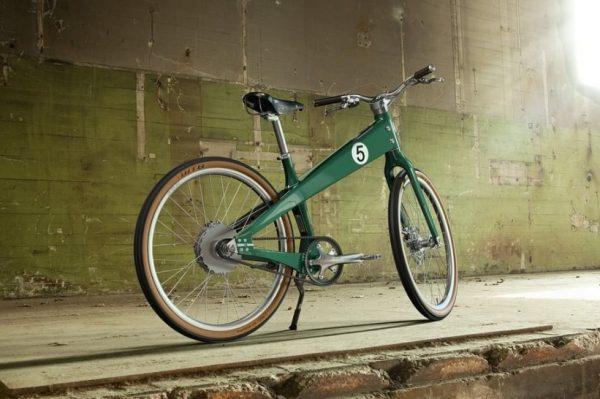 Električni bicikli inspirirani kultnim modelima Aston Martina
