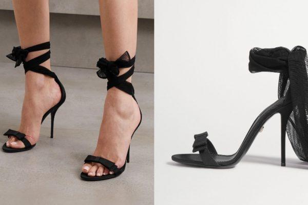 Ovo su najljepše crne sandale sezone za sve večernje i posebne prilike