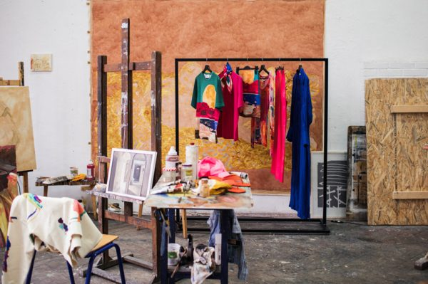 Nova H&M Studio S/S 2020. kolekcija s umjetničkim prizvukom predstavljena na odsjeku slikarstva