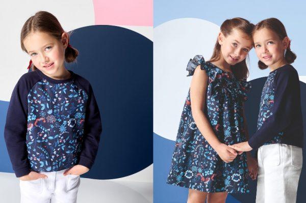 Najslađa proljetna kolekcija odjeće za djevojčice