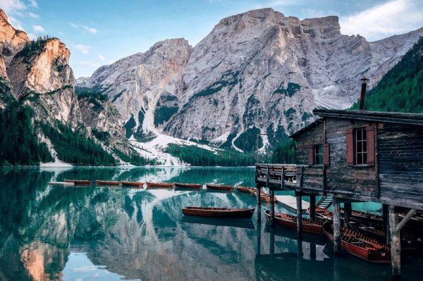 Prekrasno jezero na sjeveru Italije koje će vas očarati svojom ljepotom