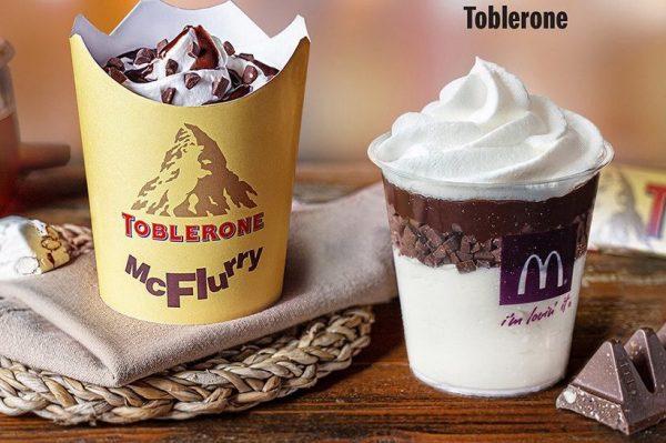 U McDonald's je stigao novi sladoled koji jedva čekamo probati