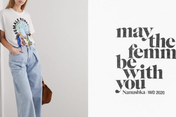 Najposebnije T-shirtice posvećene su Danu žena i nose potpis poznatih modnih dizajnera