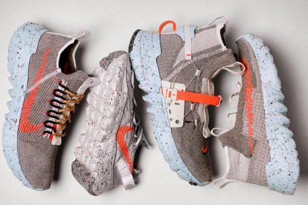 Nike ima nove veganske tenisice od recikliranog otpada