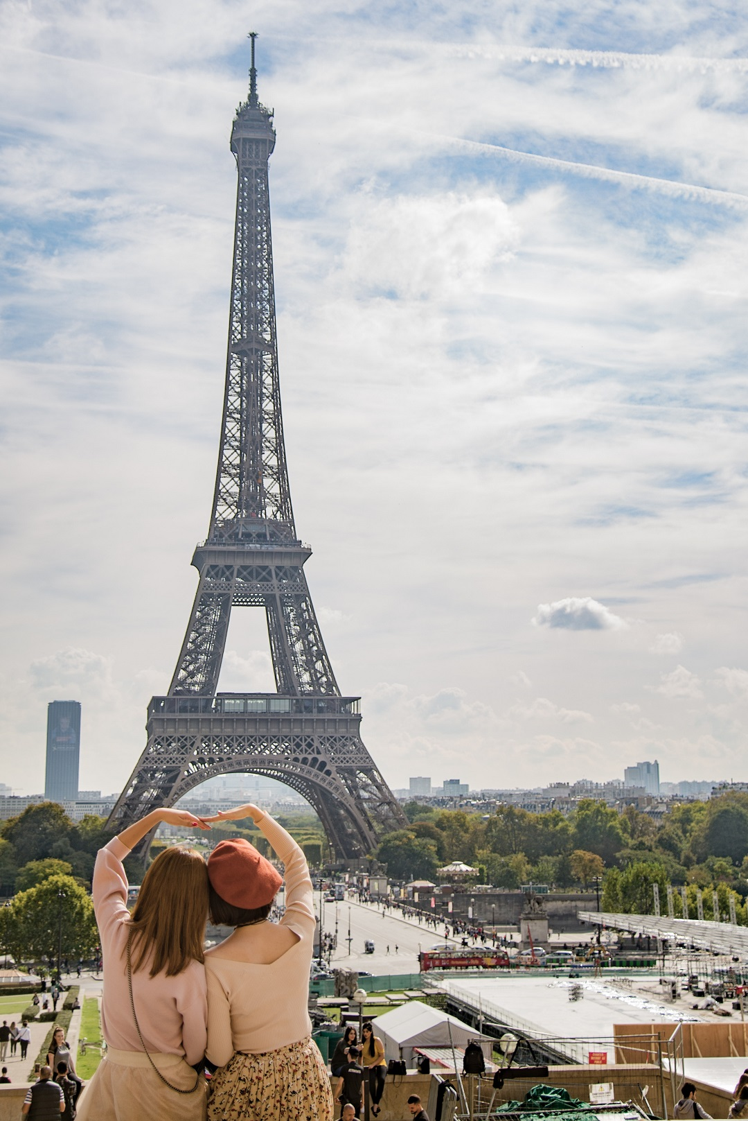 Obnovljen Eiffelov toranj - KIGO.hr