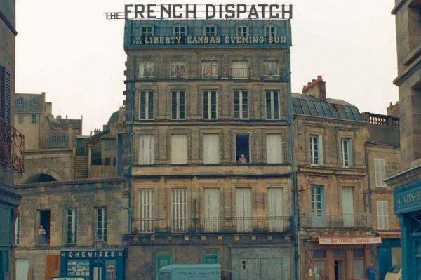 Divna lokacija na jugu Francuske na kojoj je sniman novi film Wesa Andersona