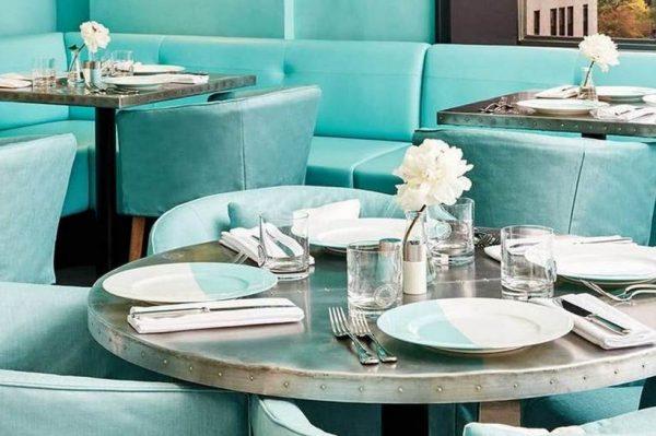U Londonu se upravo otvorio prvi europski Tiffany & Co Café