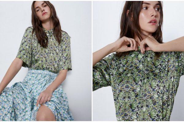 Nova Zara kolekcija natjerat će vas da se zaljubite u proljetne uzorke