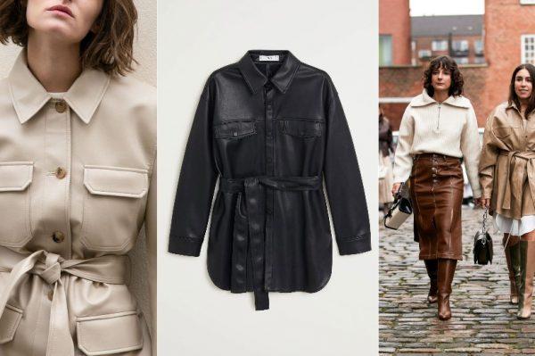 7 savršenih: kožna jakna za proljetne dane