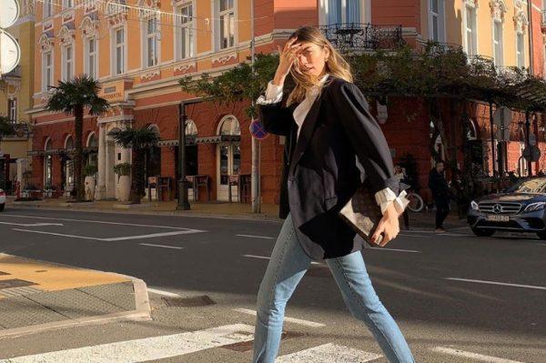 Look tjedna: Mia Matić nosi modne klasike na cool način