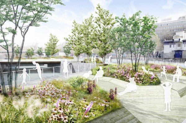 Beč dobiva novu atrakciju – plutajuće vrtove!