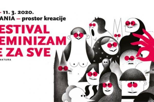 Borba za pravednije i slobodnije društvo glavna tema festivala Feminizam je za sve