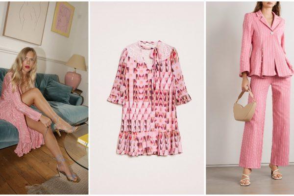 Od puderastih tonova do vibrantne fuksije: ružičasta boja vraća se u naše garderobe