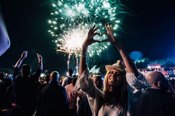 Nema panike: Sea Star Festival ide dalje prema planu