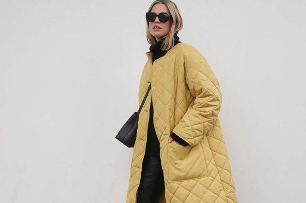 Insta favorit: žuti kaput savršen za promijenjivo vrijeme koji je osvojio modne trendseterice
