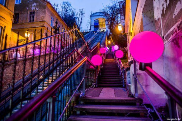 Zagreb ponovo postaje čarobna svjetlosna pozornica