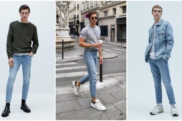Journal Man: 10 modela svijetlih traperica za proljeće