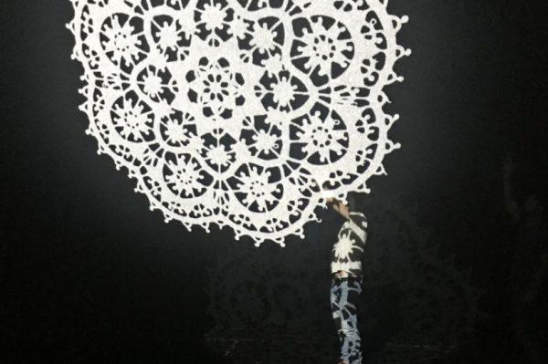 Zanima vas kako izgleda hologramska čipka? Dođite u Muzej za umjetnost i obrt