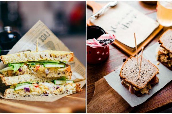 Sendviči na sto načina: Uz ove recepte poželjet ćete jesti sendviče svaki dan