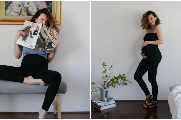 Anamarija Brkić očekuje svoje prvo dijete, a sada je tu i njena A'marie kolekcija Loved by Mommy