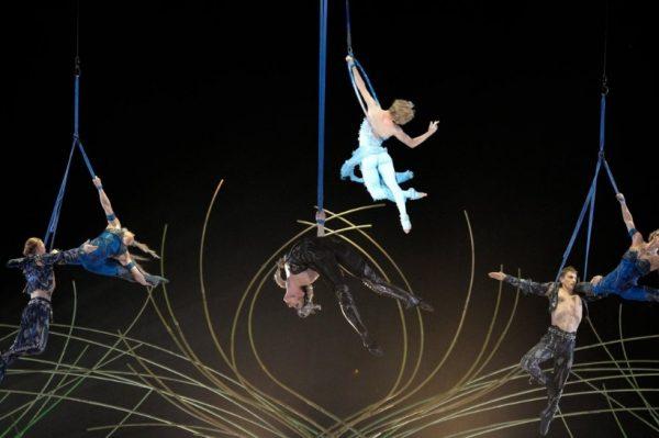 Najpoznatiji svjetski cirkus Cirque du Soleil od sada možete gledati online