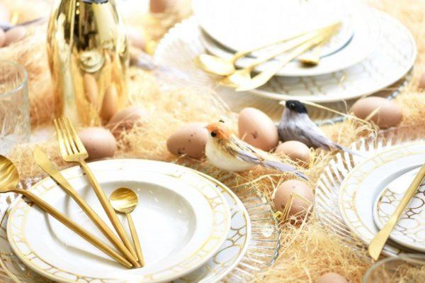 ELFS Home ima ideje za uređenje uskrsnog stola