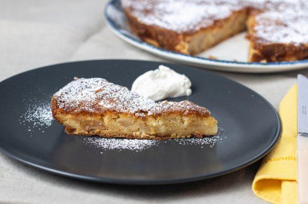 Prefini kolač od jabuka za koji vam treba samo nekoliko namirnica