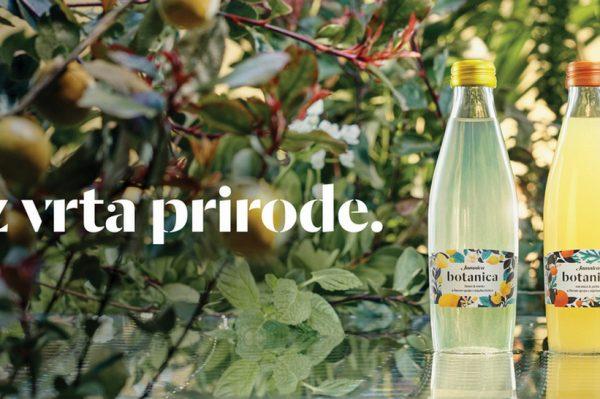 Novo osvježavajuće piće na bazi omiljene mineralne vode, voća i aromatičnog bilja