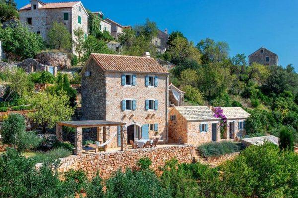 Ovo su neke od najljepših kamenih kuća u Hrvatskoj