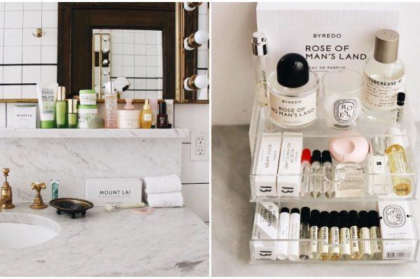 Vrijeme je za veliko proljetno čišćenje kupaonice i za organizaciju kozmetike