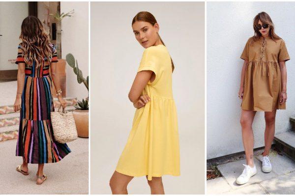 Spoj haljine i T-shirta koji želimo nositi svaki dan u 39 odličnih modela