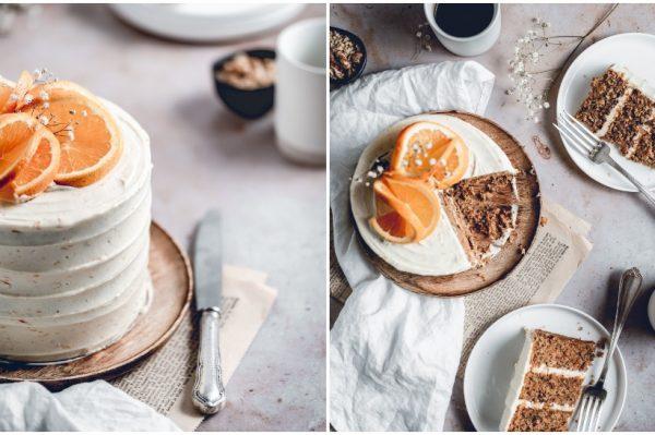 Ana's Baking Chronicles: Recept za najsočniju tortu od mrkve, idealnu za Uskrs