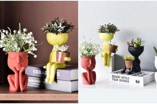 Preslatke male vaze koje će biti upečatljiva dekoracija u svakom domu